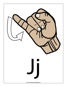 Letter J-Filled-With Label Teachers Printable