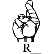 Sign Language with R