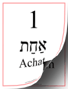 All Hebrew Numbers Feminine teachers printables