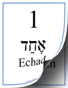 All Hebrew Numbers Masculine teachers printables